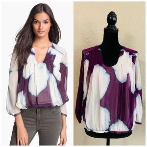Diane Von Furstenberg Anuhea silk blouse